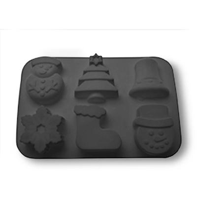 Silikone bageform muffin 6 stk