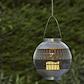 Solcellelampe lanterne 23 cm