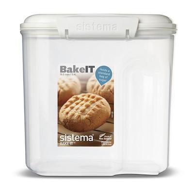 Sistema Bake It opbevaring 2,4 ltr