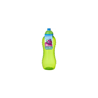 Sistema twist 'n' sip bottle grøn 460 ml